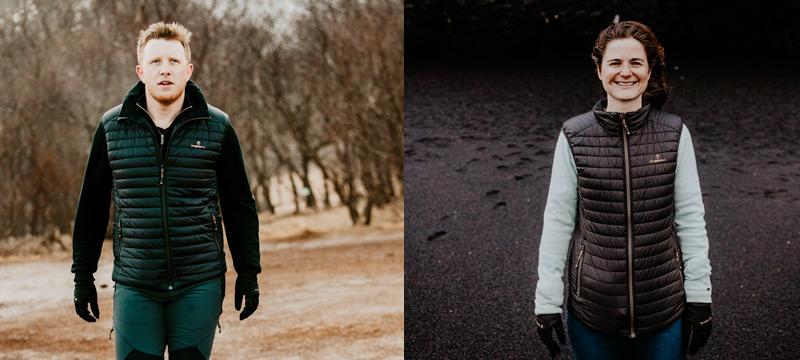 Therm-ic veste chauffante homme et femme